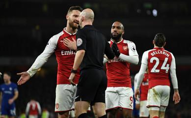 Premier League - Arsenal vs Chelsea