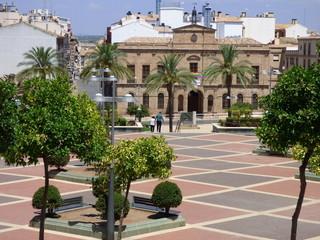 Linares,ciudad y municipio perteneciente a la provincia de Jaén, en la comunidad autónoma de Andalucía, España.