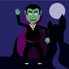 Spooky Vampire