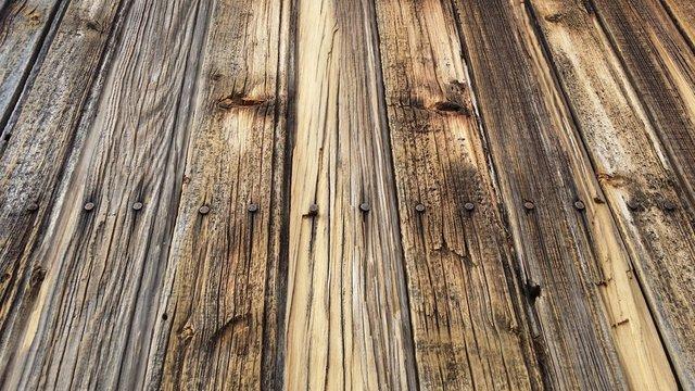 Stripped Barn Door to Pressoir