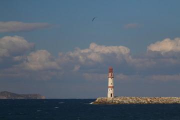 A small Seaside town Turgutreis
