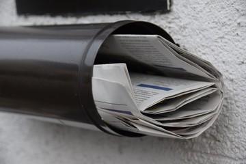 Zeitung / News / Briefkasten