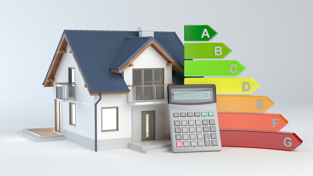Energy Efficiency - House No.9 (calc)