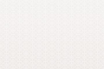 白背景 和風 菱文