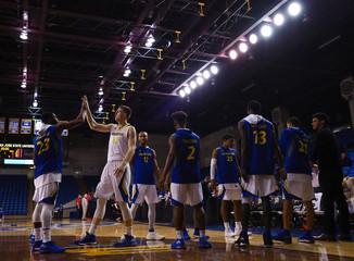 NCAA Basketball: UNLV at San Jose State