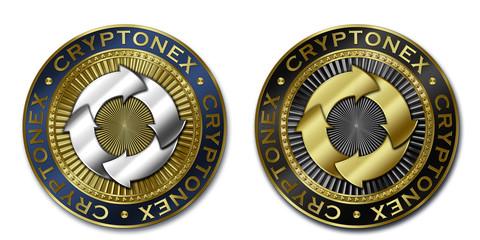 Cryptocurrency CRYPTONEX coin