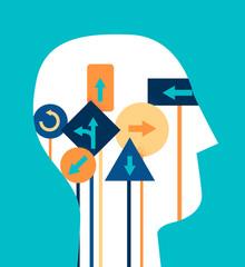 Traiettorie mentali e pensieri divergenti