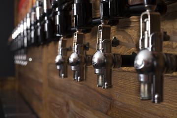Equipment for bottling beer