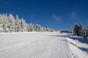 Bachledova valley in High Tatras, Slovakia