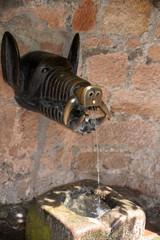 Brunnen in Marburg