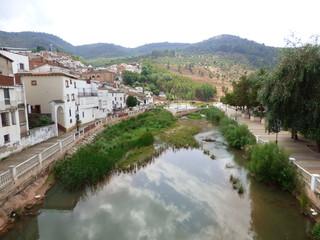 La Puerta de Segura, pueblo de Jaén, en Andalucía (España) perteneciente a la comarca de la Sierra de Segura