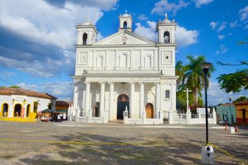 Catholic Parish Church of Santa Lucia, Suchitoto, Salvador