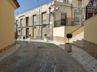 Macael, pueblo  del marmol enla  provincia de Almería, Andalucía (España)
