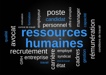 ressources humaines (recrutement)