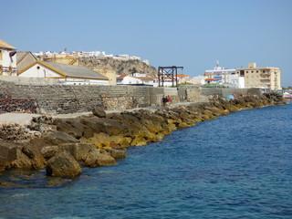Salobreña, Caleta La Guardia, es una localidad  en la  la Costa Granadina (provincia de Granada), en Andalucía (España)