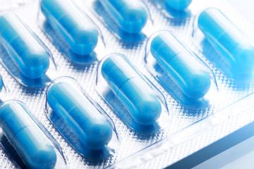 Pharmacy theme, medicine tablets.