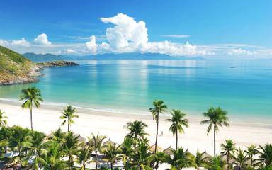 Beach Tropics Sea I