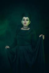 Maleficent demonic - starring