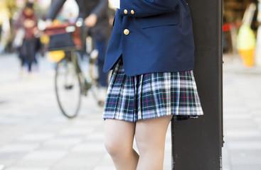 女子高生 イメージ ボディパーツ