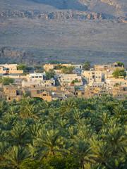 Oman, Jebel Shams, Al-Hamra, Wadi Misfah