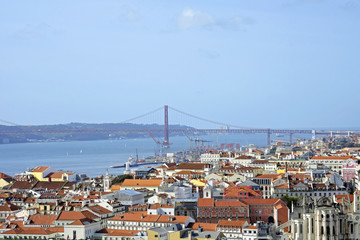 Portugal, Lisbon, cityscape