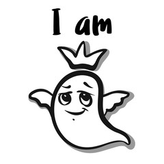 I am King ghost icon