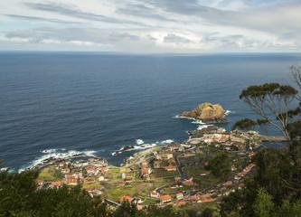 Portugal, Madeira, Porto Moniz