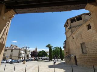 Úbeda,ciudad de Jaen, Andalucía (España)