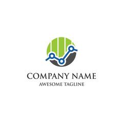 statistic financial logo