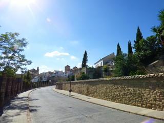 Úbeda,ciudad de Jaen, Andalucía (España) Patrimonio de la Humanidad por la Unesco