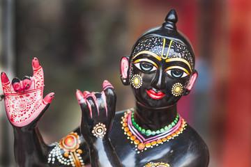 Krishna figurine Wall mural