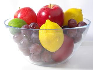 świeże zdrowe owoce