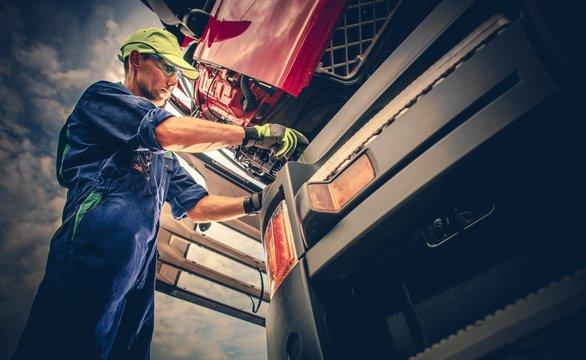 Semi Truck Maintenance