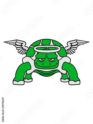 Tot Himmel Gestorben Haustier Engel Flügel Schildkröte Süß Niedlich