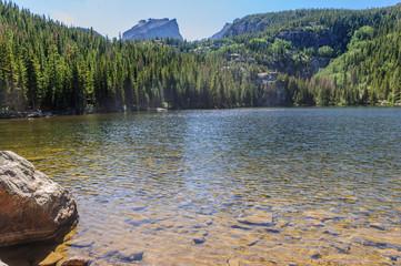 Nymph Lake, Colorado