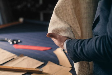 Tailor Holding Rolled Material
