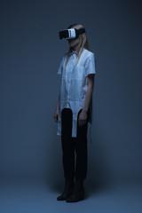 Exploring virtual reality