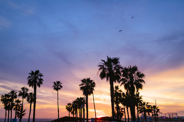 Santa Monica Sunset 2