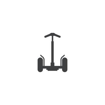 segway icon. sign design