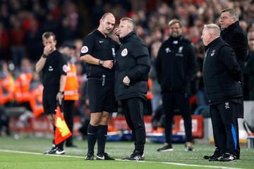 FA Cup Third Round - Liverpool vs Everton