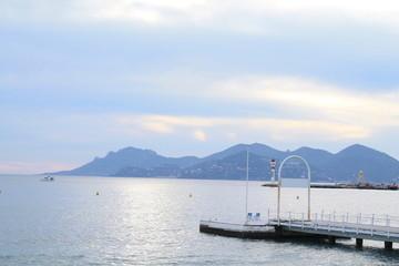 Baie de Cannes, Cote d'Azur, France