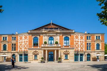 Richard-Wagner-Festspielhaus, Bayreuth