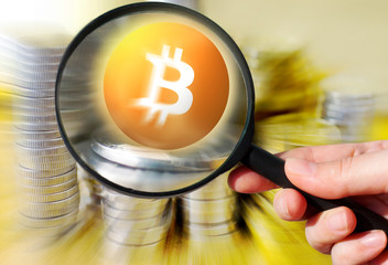 virtual money Bitcoin cryptocurrency - Bitcoins accepted here