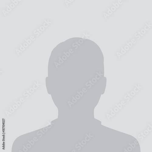 Default avatar, photo placeholder, profile picture