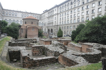 Sofia rovine romane