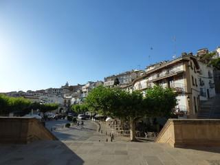 Cazorla, pueblo bonito de Jaén, en la comunidad autónoma de Andalucía, España.