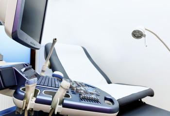 Ultrasound examination USG machine