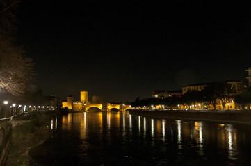 Verona notturna