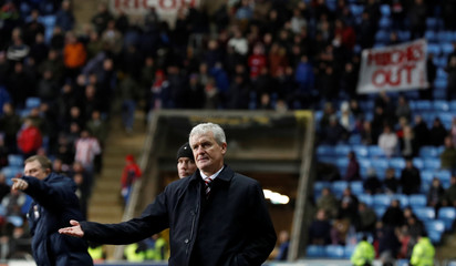 FA Cup Third Round - Coventry City vs Stoke City