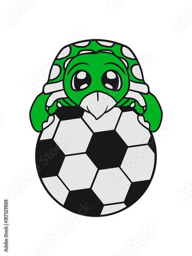 Ball Fussball Spielen Sport Verein Kicker Tor Baby Kind